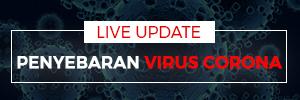 Live Update Penyebaran Virus Corona