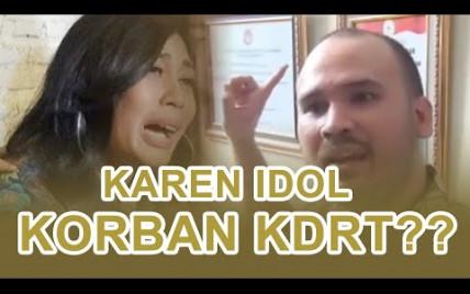 Karen Idol Korban KDRT? Begini Kronologinya - JPNN.com