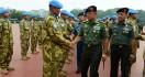 Sukses Mengemban Misi PBB, 100 Prajurit TNI Terima Penghargaan dari Presiden - JPNN.com