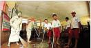 Kasihan Banget, Sedang UAS Sekolah SD Ini Kena Banjir Bandang - JPNN.com