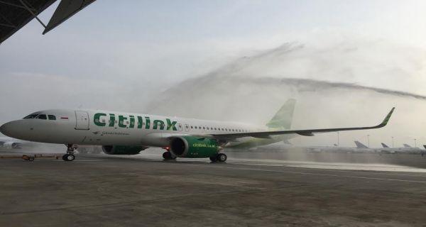Citilink Indonesia Layani Rute Surabaya - Jeddah  - JPNN.COM