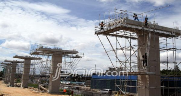 Ada Proyek LRT, Polda Metro Jaya Lakukan Rekayasa Lalin di Dukuh Atas - JPNN.COM