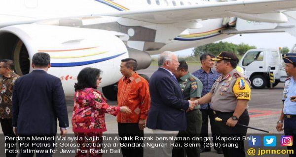 Setelah Obama, Kini PM Malaysia Pun Berlibur ke Pulau Dewata Bali - JPNN.COM