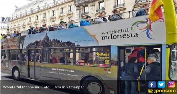 Washington Dc Tour Bus >> 10 Bus Wonderful Indonesia Bakal Wara Wiri Di Washington Dc