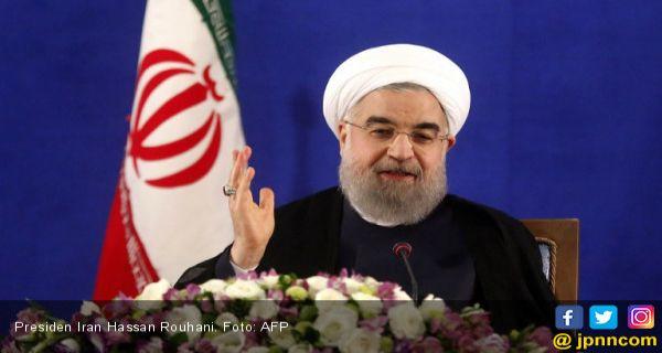 Presiden Iran Keluarkan Peringatan untuk Pasukan Asing di Timur Tengah - JPNN.COM