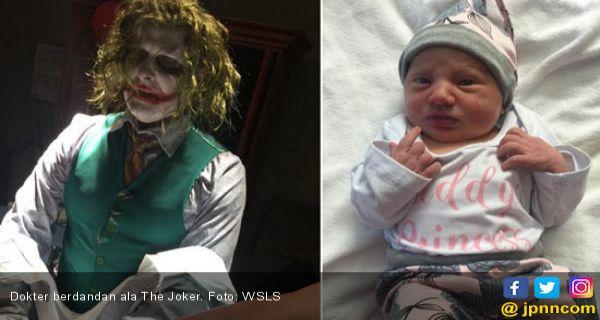 Ibu Melahirkan Dibantu The Joker Internasional Jpnncom Mobile