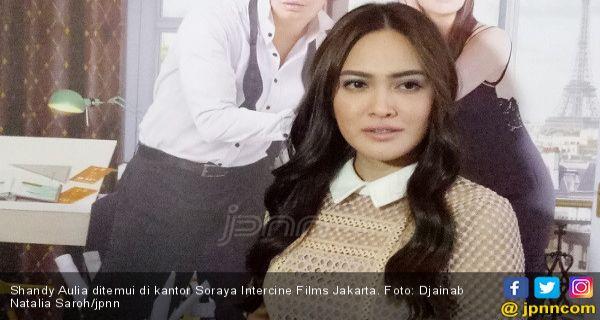 Hamil Anak Pertama, Shandy Aulia: Enggak Ada Ngidam - JPNN.COM