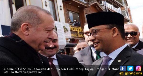 Dapat Lampu Hijau, Erdogan Bersiap Luncurkan Operasi Militer di Libya - JPNN.COM