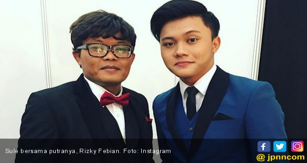Sule dan Rizky Febian Rindu Pada Mendiang Lina - JPNN.COM