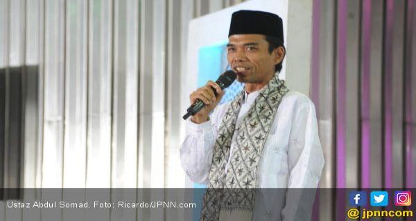 Istri Ustaz Abdul Somad Kaget dengan Putusan Itu - JPNN.COM