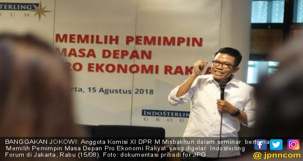 Misbakhun Sebut Pemindahan Ibu Kota Legacy Besar Jokowi untuk Bangsa - JPNN.COM