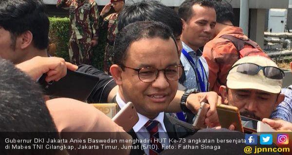 Anies Baswedan Pecat Pejabat Terlibat Tes Honorer K2 Masuk Selokan - JPNN.COM