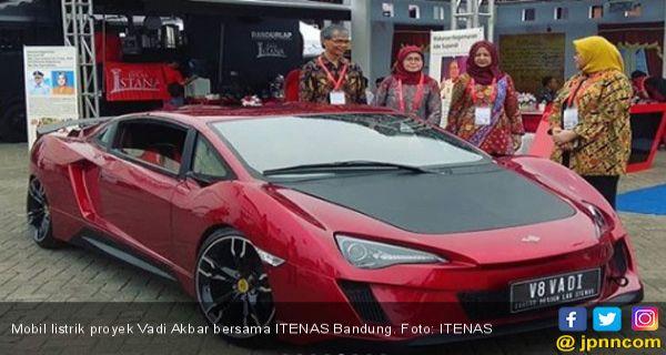 Kpbb Desak Percepatan Aturan Mobil Listrik Helloo Indonesia Masih Mati Lampu Jpnn Com