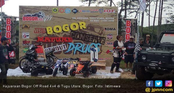 4X4 Off Road >> Aki Dynex Rajai Kejuaraan Bogor Off Road 4x4 2018 Otomotif