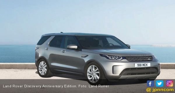 Land Rover Discovery >> Pilihan Koleksi Awal Tahun Dari Land Rover Discovery