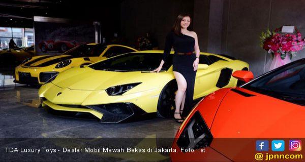 Orang Kaya di Jakarta Utara Paling Banyak Menunggak Pajak Mobil Mewah - JPNN.COM