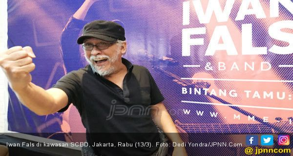 Soal Kasus Novel Baswedan, Iwan Fals: Kapan Beresnya Ya? - JPNN.COM