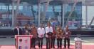 Mendarat di Tapteng, Jokowi Langsung Kena Todong - JPNN.com