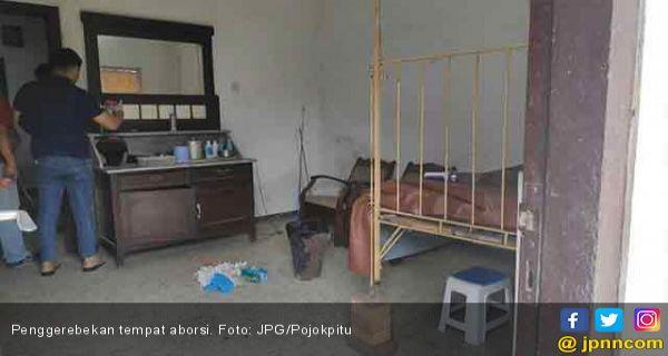Operator Klinik Aborsi Ilegal Paseban Dikenakan UU TPPU - JPNN.COM