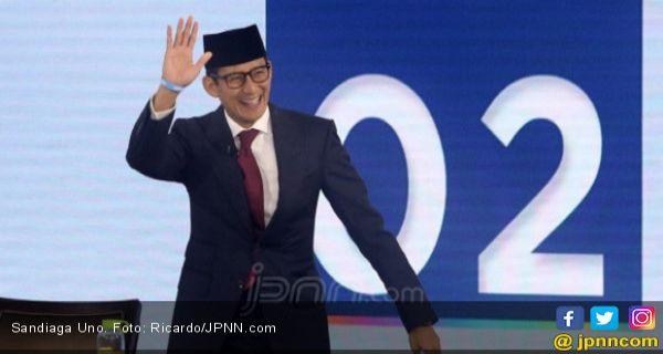 Jokowi Sebut Sandi Potensial di 2024, Skenario Memecah Konsentrasi ke Anies? - JPNN.COM
