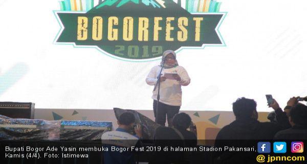 Bogor Fest 2020 Bakal Mengundang TPO - JPNN.COM