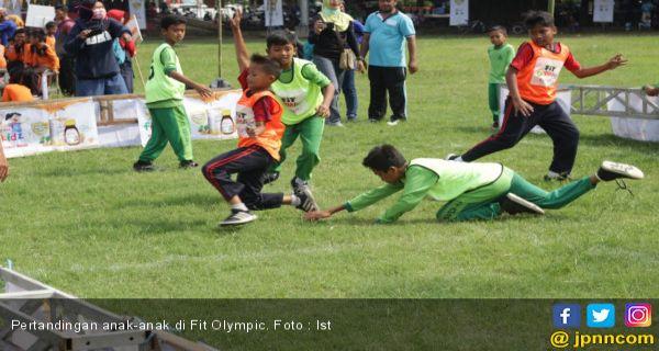 Fit Olympic Edukasi Anak Anak Manfaat Permainan Tradisional Page 2 Lifestyle Jpnn Com Mobile
