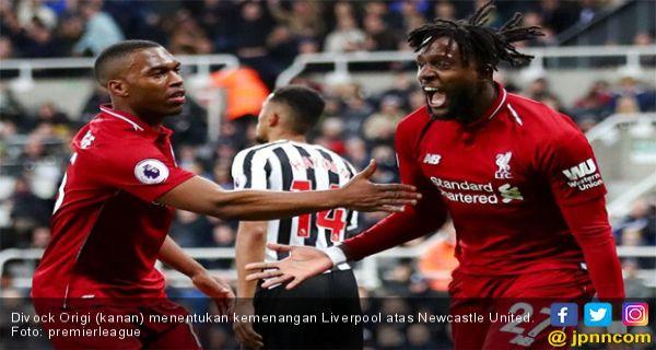 Menang Tipis dari Newcastle, Liverpool Gusur Manchester City - JPNN.COM
