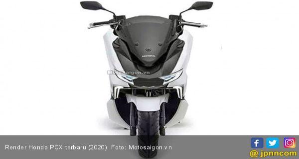 Usaha Calon Honda Pcx Terbaru Ingin Sejajar Dengan Yamaha