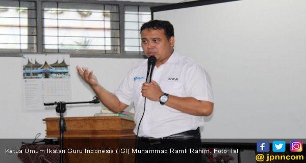 IGI Dukung Seluruh Sekolah Bebas Honorer - JPNN.COM