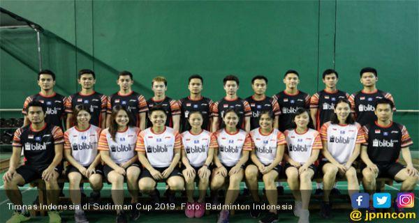 Indonesia Gagal Sudirman Cup  Rudy Hartono Pemainnya Juga