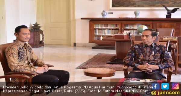Bisa Jadi Ada Upaya Halangi AHY Masuk Lingkaran Presiden Jokowi - JPNN.COM