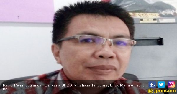 Personel BPBD Mitra Siaga Bencana Selama Libur Lebaran - JPNN.COM