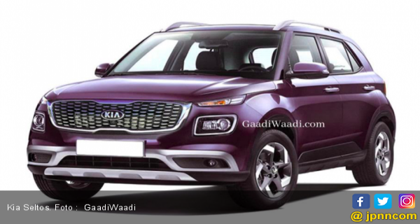 Kia Akan Luncurkan SUV Seltos di India - JPNN.COM