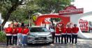 Keseruan Xpander Pinter Bener Family Festival Menyapa Warga Bekasi - JPNN.com