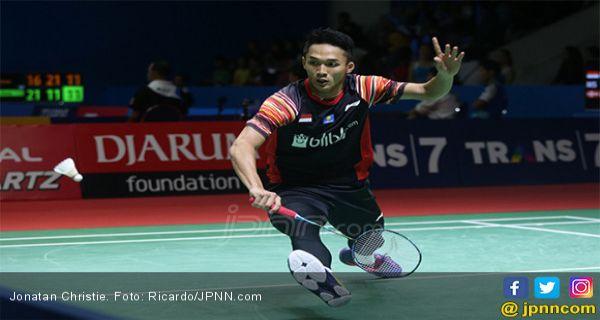 Perasaan Jojo Jelang BWF World Tour Finals 2019 - JPNN.COM