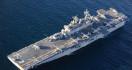 Kapal Perang Amerika Gagalkan Pengiriman Senjata Iran ke Yaman - JPNN.com