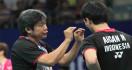 Minions vs Daddies di Final Blibli Indonesia Open 2019, Herry IP: Saya Minum Kopi Saja di Tribune - JPNN.com