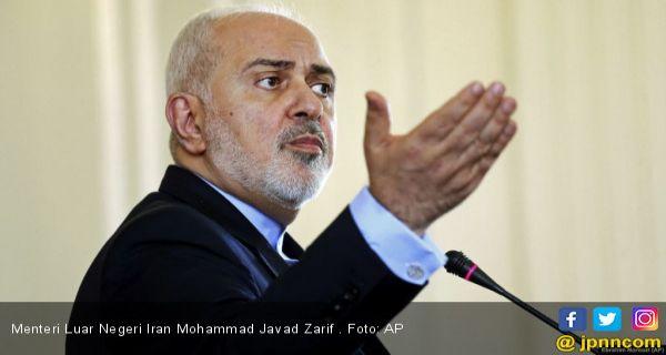 Iran Sudah Kapok Terlibat Perjanjian Nuklir dengan Donald Trump - JPNN.COM