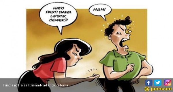 Istri Pencemburu Selalu Periksa Anu Suami - JPNN.COM