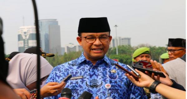 Anies Minta Warga Jakarta Menahan 'Sakit' Akibat Pembangunan - JPNN.COM
