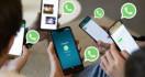 WhatsApp Sudah Normal, Tagar WhatsAppdown di Twitter Capai 84 Ribu - JPNN.com