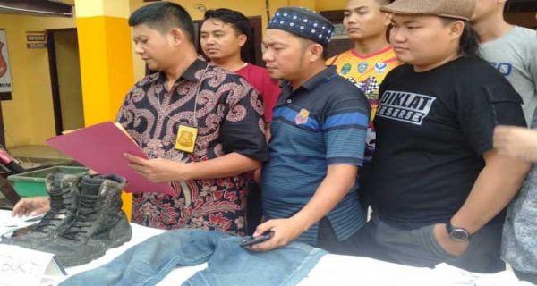 Polisi Ungkap Penyebab Kematian Pelaku Perampokan SPBU Simpang Tais - JPNN.COM
