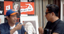 Gofar Hilman dan OomLeo Berkaraoke Ajak Milenial Ikuti #KaraokeAnthemChallenge - JPNN.com