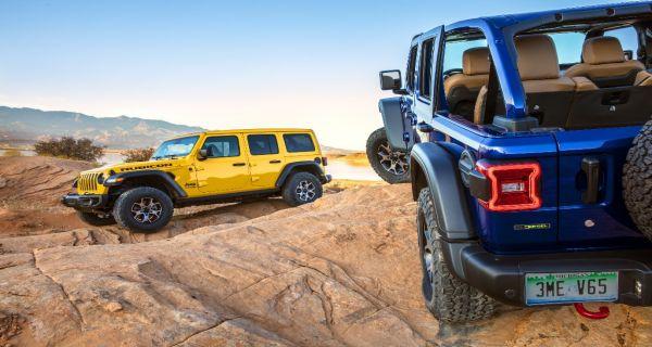 Ecodiesel >> Jeep Wrangler Ecodiesel Irit Tetapi Tetap Menggigit