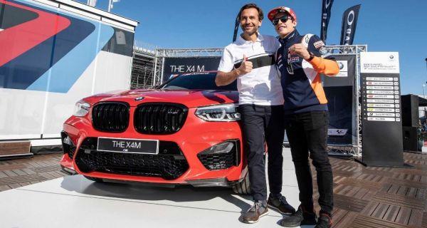 BMW M Series >> Gemilang Di Motogp Marc Marquez Jadi Kolektor Bmw M