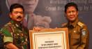Panglima TNI Terima Hibah Lahan Pembangunan Makogabwilhan I - JPNN.com