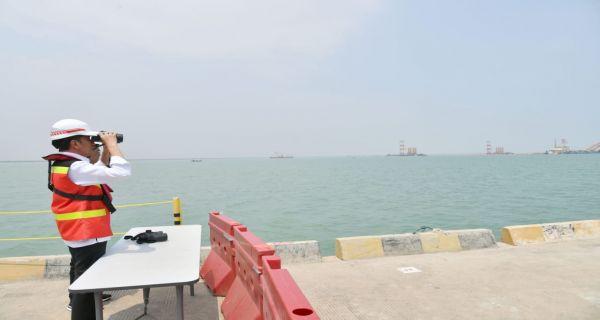 Proyek Jembatan Penghubung Pelabuhan Patimban Ditandatangani - JPNN.COM