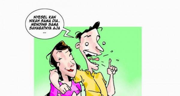 Kisah Istri Terbuai Godaan Sahabat Suami - JPNN.com