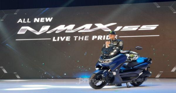 Perbedaan Yamaha NMax 2020 dengan Model Lama - JPNN.COM