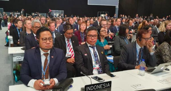 Wamen LHK Pimpin Delegasi Indonesia di COP 25 Madrid - JPNN.COM
